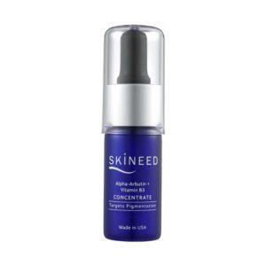 Skineed's Alpha-Arbutin + Vitamin B3 to target and treat skin pigmentation