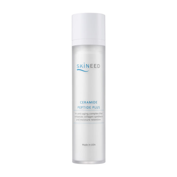 Skineed's Ceramide Peptide Plus a soapless foaming cleanser