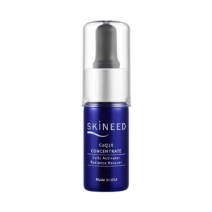 Skineed's CoQ10 Concentrate to activate cells for anti-aging and radiance boosting