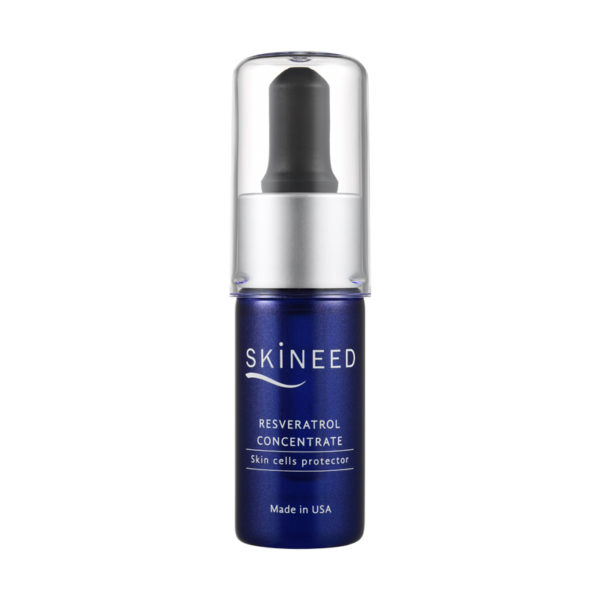 Erabelle's Skineed Resveratrol Concentrate is a skin cell protector. Made in USA.