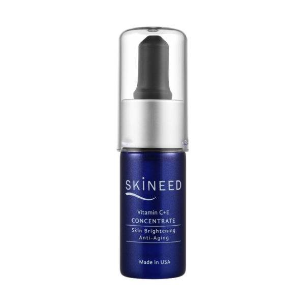 Skineed's Vitamin C plus E Concentrate whitens skin and prevent aging